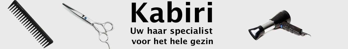 Kabiri uw haar specialist